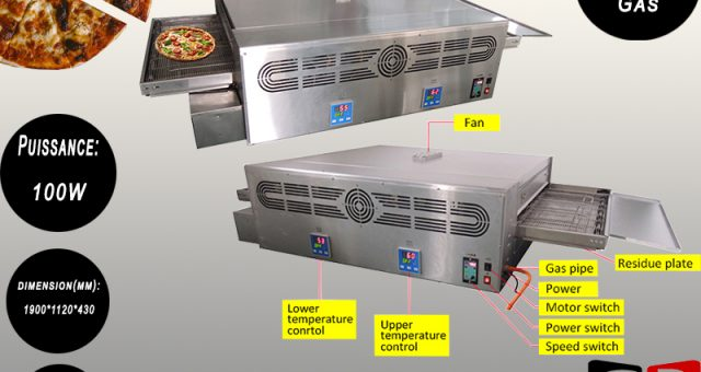 Conveyor Pizza Oven MGP-32