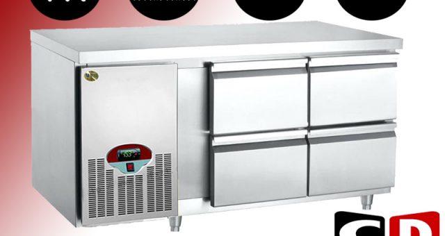 Réfrigérateur sous le comptoir