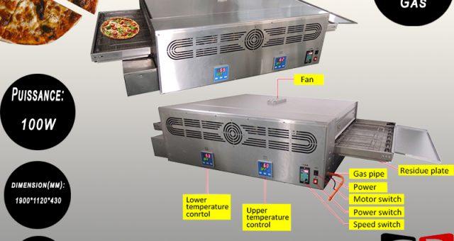 Conveyor Pizza Oven MGP-32